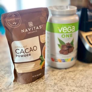 Natives Organic Cacao Powder amps up the chocolate flavor